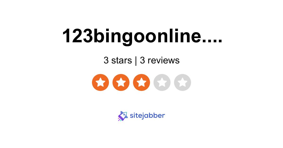 123bingoonline com